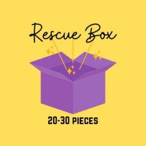 Mall Brand Mystery Rescue Box (20-30 pieces)